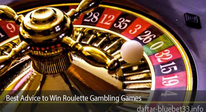 Best Advice to Win Roulette Gambling Games